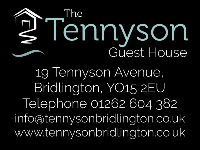 Tennyson Guest House Bridlington Address Details