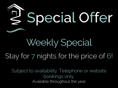 Tennyson Bridlington 7 Nights For The Price Of 6 Special offer