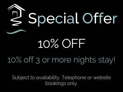 Tennyson Bridlington 10% Off Special offer