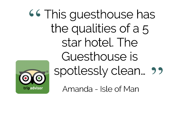 Tennyson Bridlington Testimonials Tripadvisor review by Amanda and David