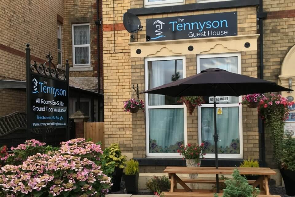 Tennyson Bridlington Front of House