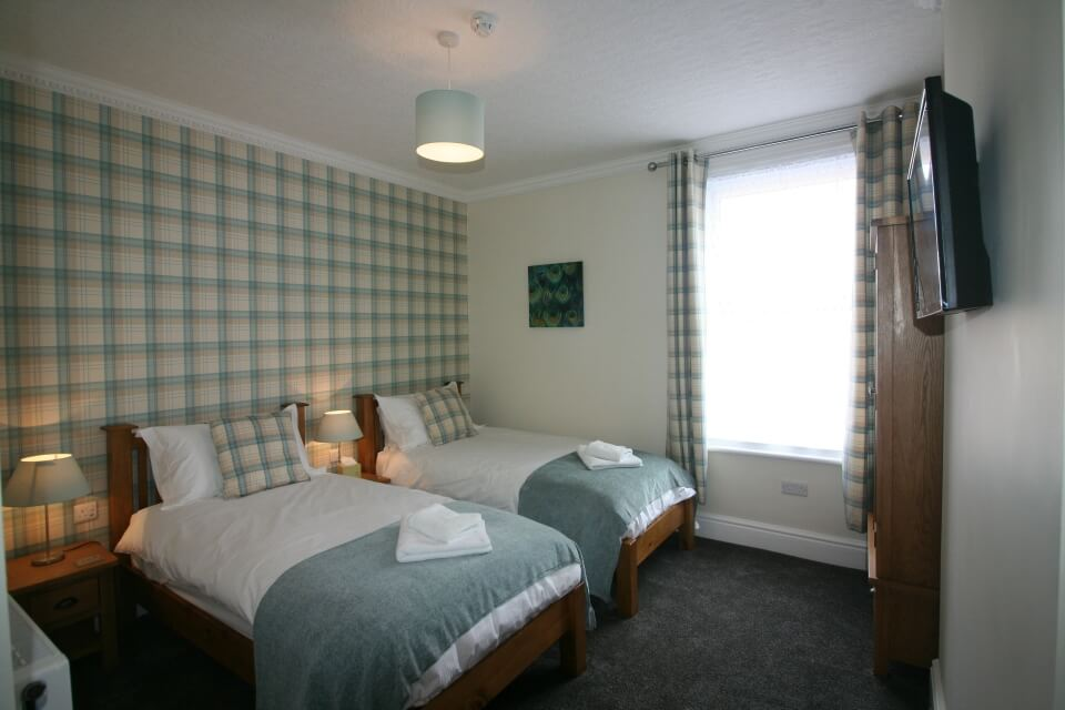 Tennyson Bridlington Room 3 Double En-Suite