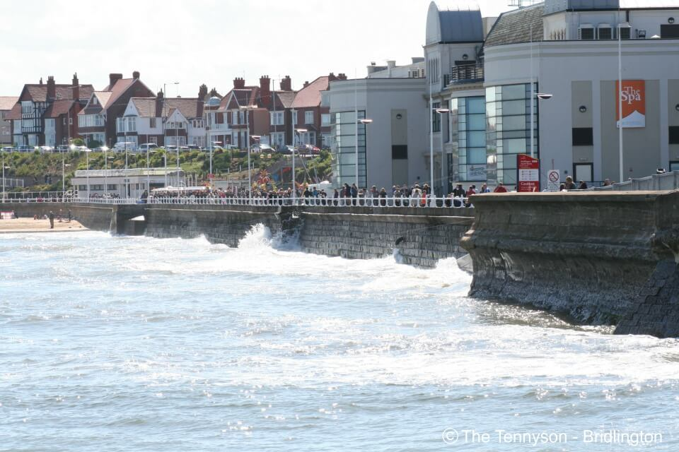 Tennyson Bridlington Spa Bridlington